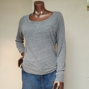Hollister Bridle Dark Gray Pullover